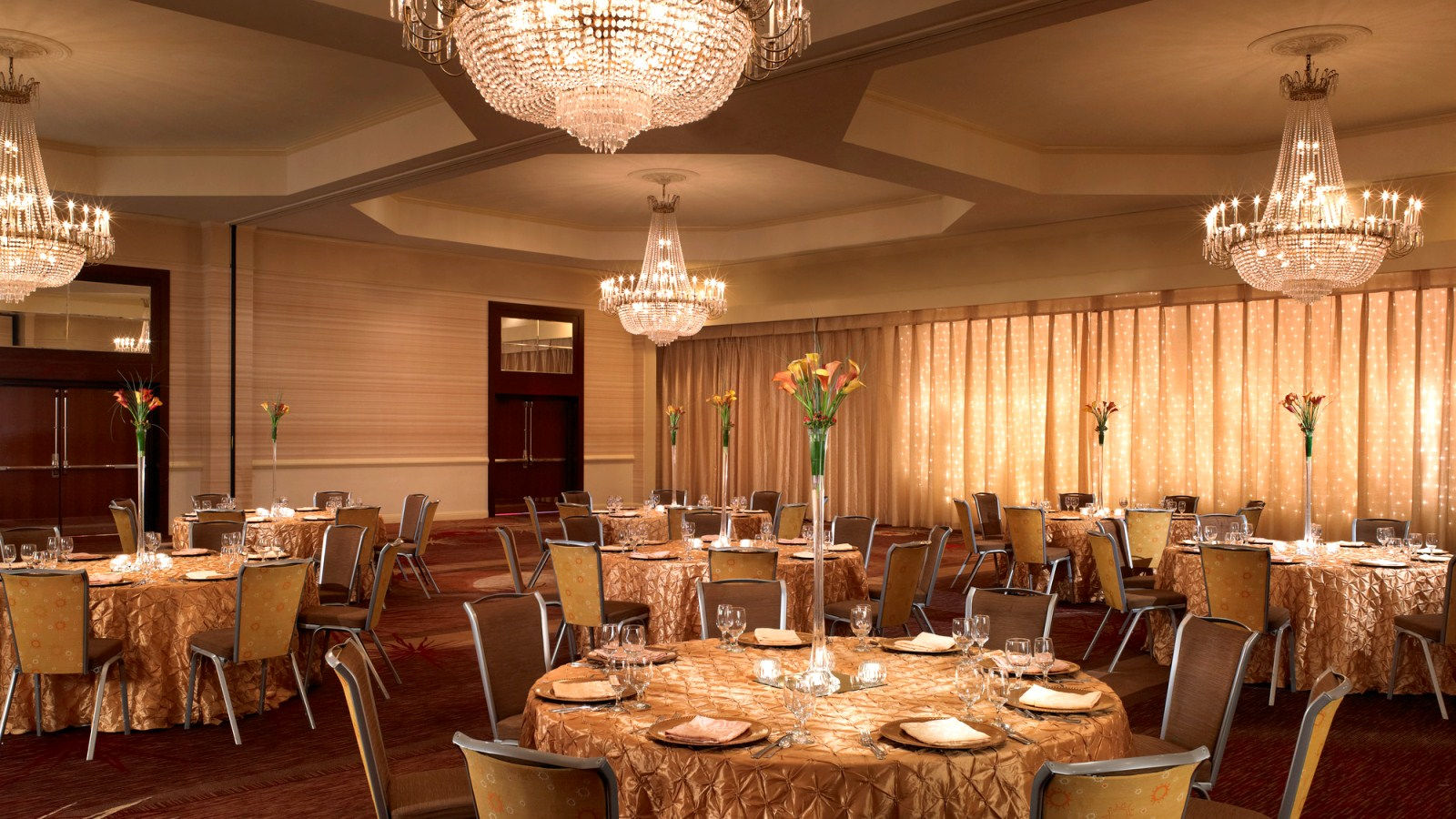 Albuquerque Wedding Venues - Ballroom