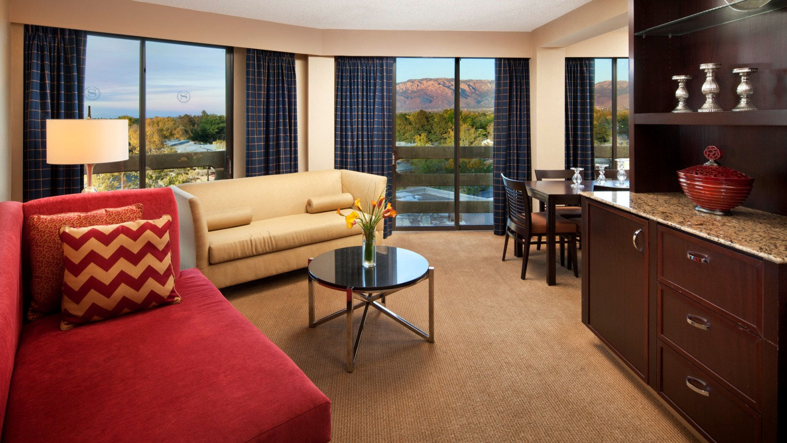 Hospitality Suite | Sheraton Albuquerque Uptown