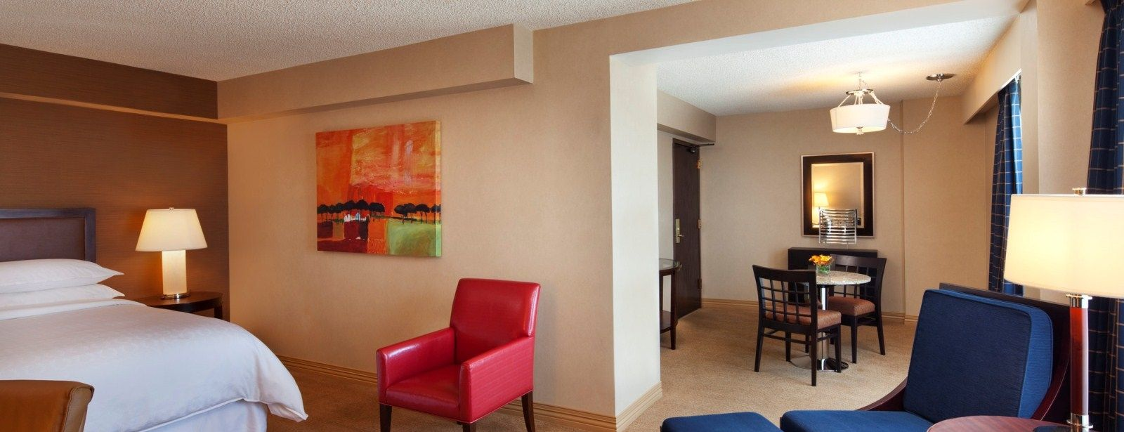 Junior Suites | Sheraton Albuquerque Uptown